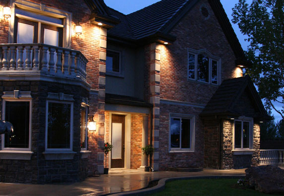 Exterior accent lighting lighting ideas Exterior accent lighting for home