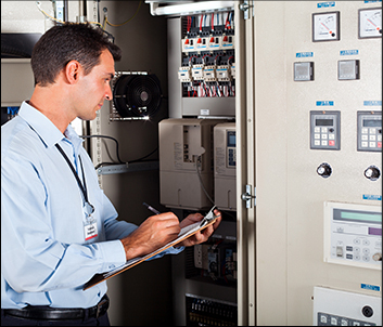 Electrical services for industrial properties